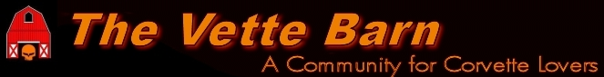 The Vette Barn Forum - A Community for Corvette Lovers